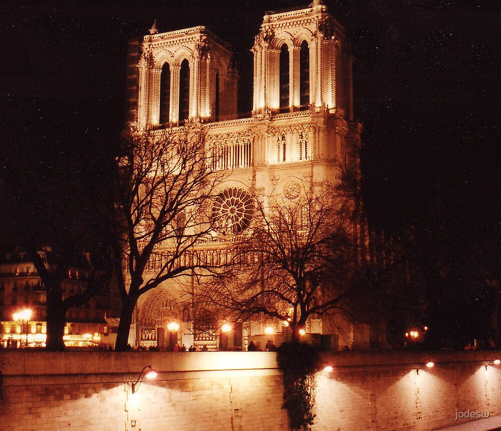 Notre Dame by Jodi Webb