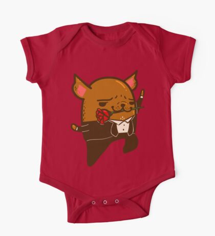 Tango Bub One Piece - Short Sleeve