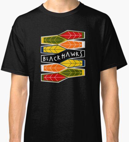 Deco: Dark Colours Classic T-Shirt