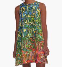 David's Praise A-Line Dress