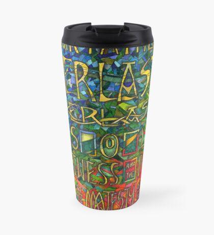 David's Praise Travel Mug