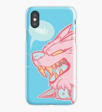 - Bork Warwulf - [Pastel Close-Up] iPhone Case/Skin