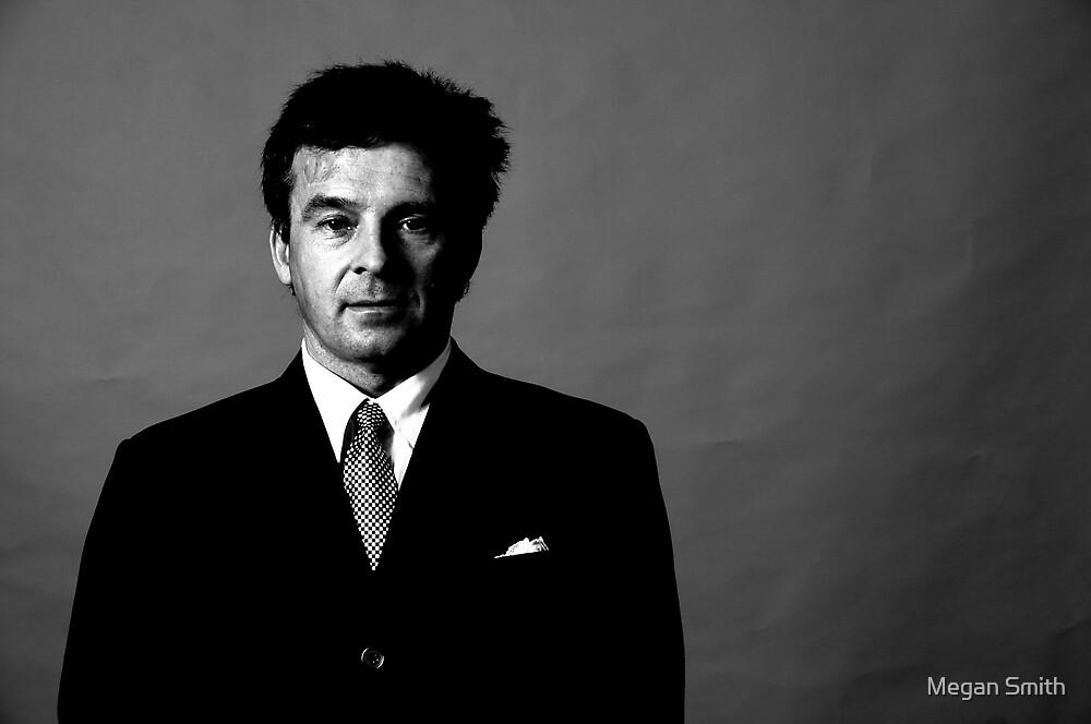 Man in Monochrome by Tim Smith