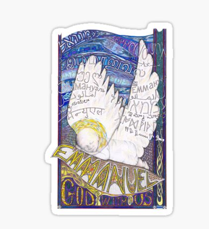 Emmanuel Sticker