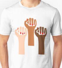 Feminism Fists Unisex T-Shirt