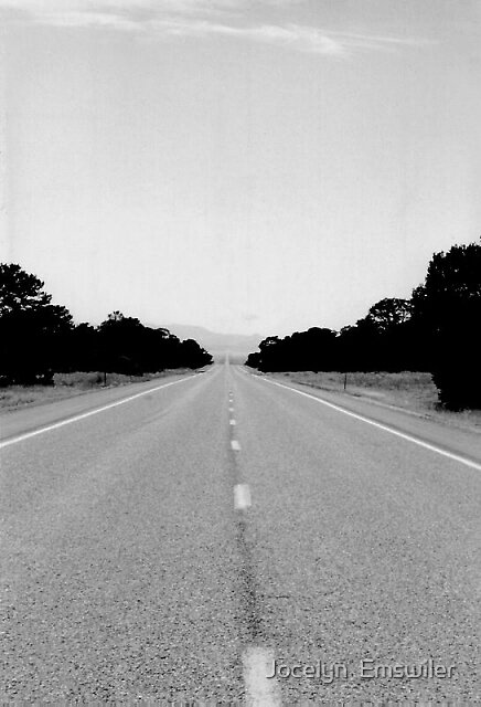 Long Road Ahead by Jocelyn  Emswiler