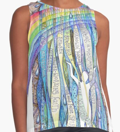 Gifts of the Spirit Contrast Tank