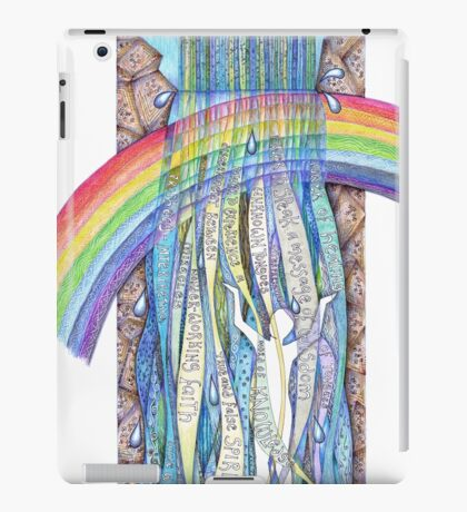 Gifts of the Spirit iPad Case/Skin