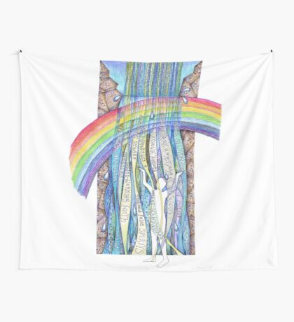 Gifts of the Spirit Wall Tapestry