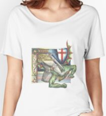 St. George and the Dragon Women's Relaxed Fit T-Shirt