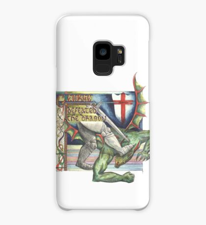 St. George and the Dragon Case/Skin for Samsung Galaxy
