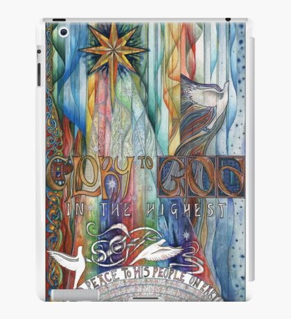 Glory iPad Case/Skin