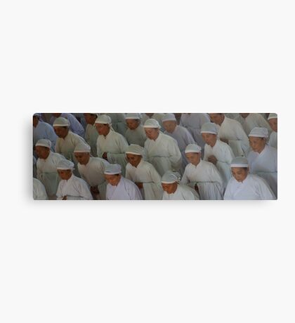 Women of the temple Metal Print