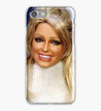 Black Label Farrah iPhone Case/Skin