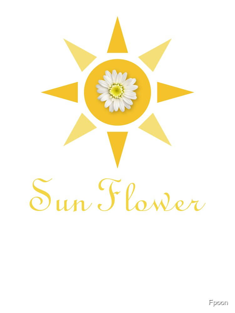Sun Flower by Fpoon