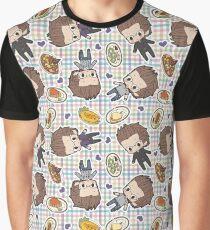 Chef Iggy Graphic T-Shirt
