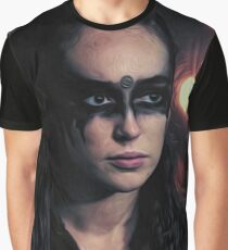 Lexa - The 100 Graphic T-Shirt