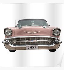 Chevy Poster