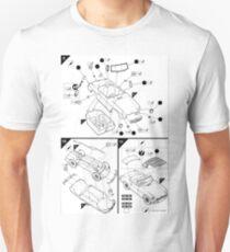 MG Airfix restoration T-Shirt