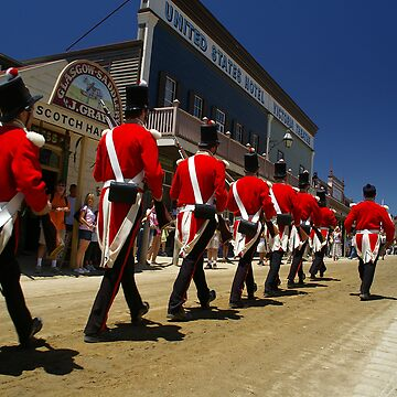 Redcoats by Lisa1969
