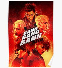 bigbang bang bang bang Poster