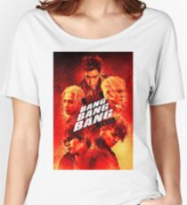 bigbang bang bang bang Women's Relaxed Fit T-Shirt