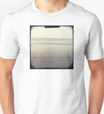 Peaceful sea Unisex T-Shirt