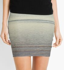 Peaceful sea Mini Skirt