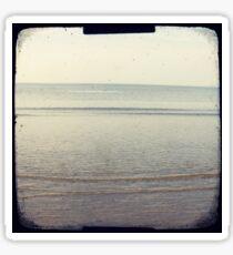 Peaceful sea Sticker
