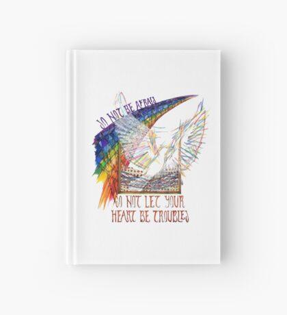 Heart Hardcover Journal