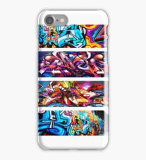 Graffitee'd (White) iPhone Case/Skin