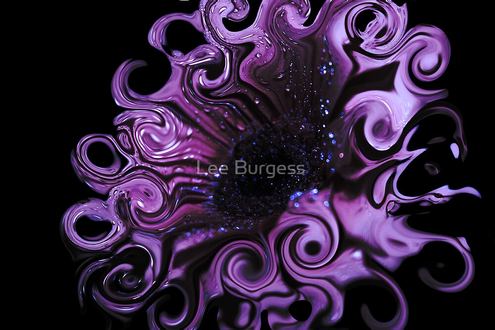 Swirly Good Fun!! by Lee Burgess