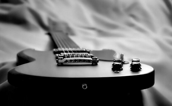 Gibson SG by Paul Louis Villani