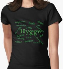Hygge Womens Fitted T-Shirt