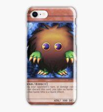 Kuriboh Fanboi iPhone Case/Skin
