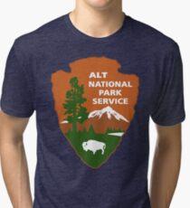 ALT National Park Service Tri-blend T-Shirt