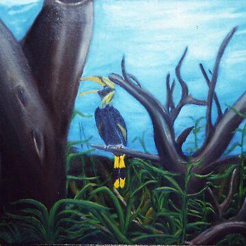 Jungle Wonder by bobcauley