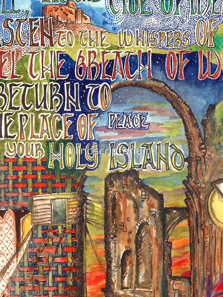 Heilige Insel von lindscriptorium