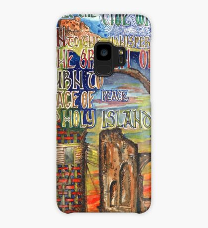 Holy Island Case/Skin for Samsung Galaxy