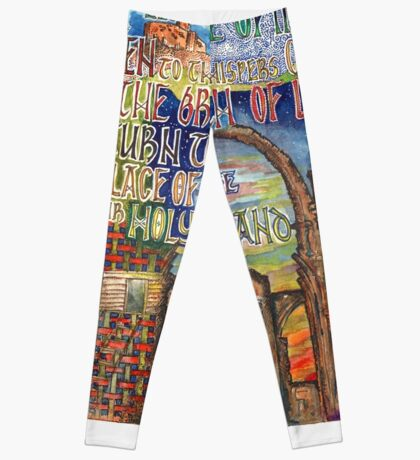 Holy Island Leggings