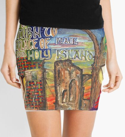 Holy Island Mini Skirt