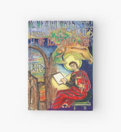 Holy Island Hardcover Journal
