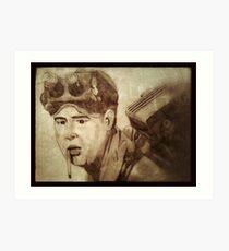 Ray Stantz Art Print