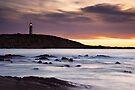 Corny Point Lighthouse by KathyT