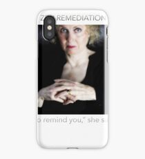 Zen Remediation  iPhone Case/Skin