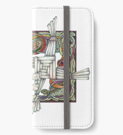 Home Blessing iPhone Wallet
