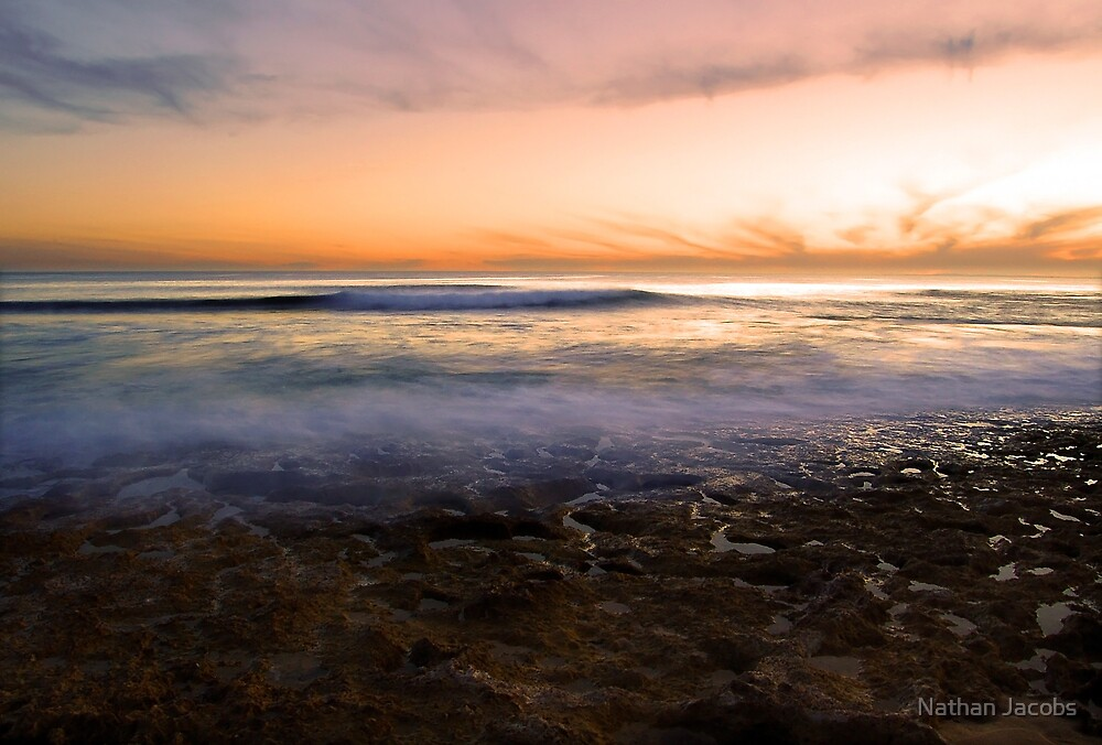 Blairegowrie Sunset by Nathan Jacobs
