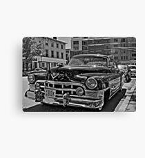 1950 VINTAGE CADILLAC   Canvas Print