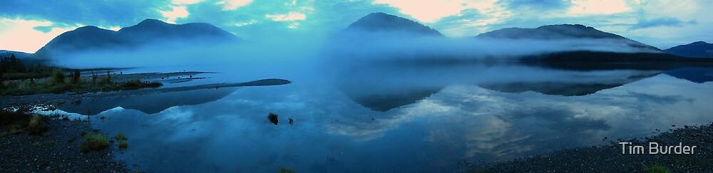 Lake Paringa NZ by Tim Burder