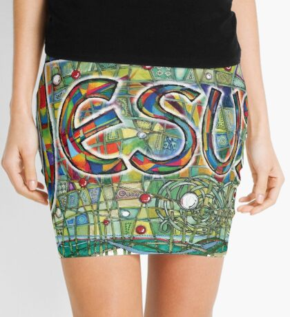 Jesus Mini Skirt